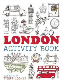 London Activity Book (Paperback)