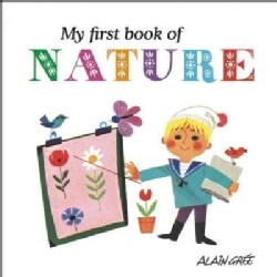 My First Book of Nature (Board book)
