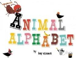 Animal Alphabet (Hardcover)