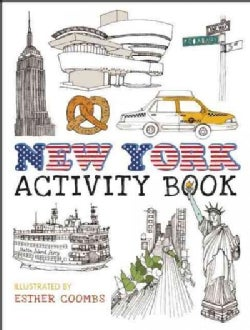 New York Activity Book (Paperback)
