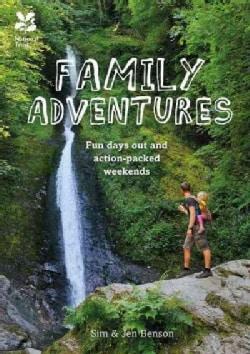 Amazing Family Adventures (Paperback)