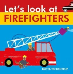 Let's Look at Firefighters (Board book)
