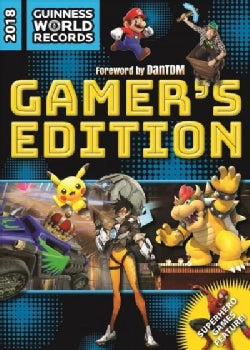 Guinness World Records 2018: Gamer's Edition (Hardcover)