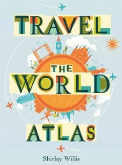 Travel the World Atlas (Paperback)