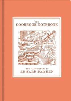 The Cookbook Notebook (Hardcover)