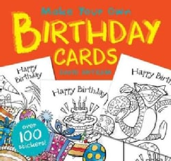 Make Your Own Birthday Cards (Paperback)