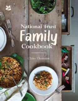 National Trust Family Cookbook (Hardcover)