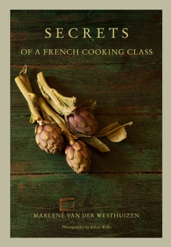 Secrets of a French Cooking Class (Hardcover)