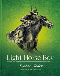 Light Horse Boy (Hardcover)