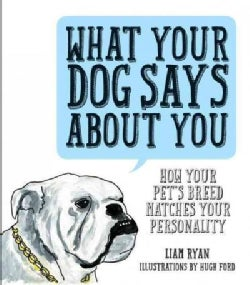 What Your Dog Says About You: How Your Pet's Breed Matches Your Personality (Hardcover)