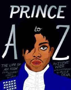 Prince A to Z (Hardcover)