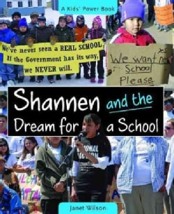 Shannen and the Dream for a School (Paperback)