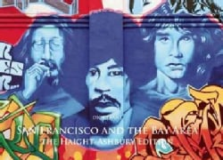 San Francisco and the Bay Area: The Haight-ashbury Edition (Hardcover)