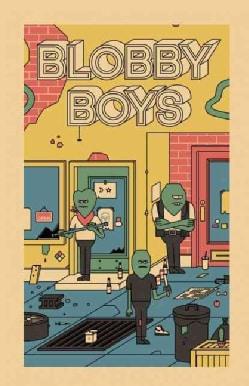 Blobby Boys 2 (Paperback)