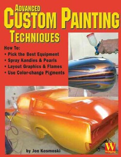 Advanced Custom Painting Techniques (Paperback)