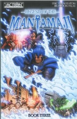Legend of the Mantamaji 3 (Paperback)