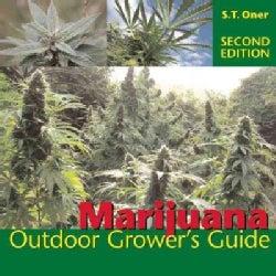 Marijuana Outdoor Grower's Guide (Paperback)