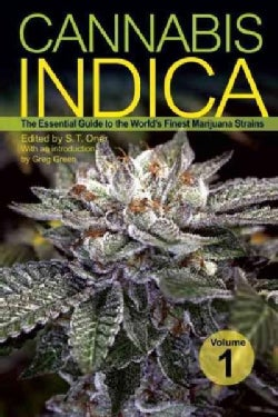 Cannabis Indica: The Essential Guide to the World's Finest Marijuana Strains (Paperback)