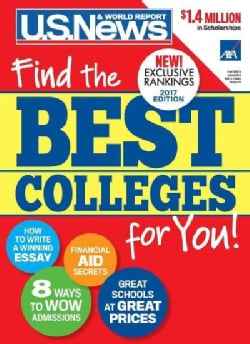 Best Colleges 2017 (Paperback)