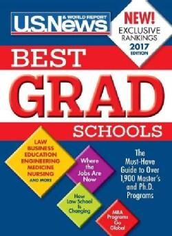 Best Grad Schools 2017 (Paperback)