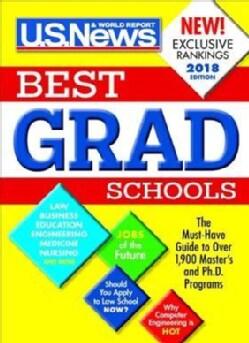 Best Graduate Schools 2018 (Paperback)