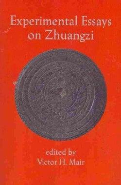 Experimental Essays on Zhuangzi (Paperback)