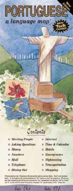 Portuguese: A Language Map (Paperback)