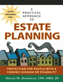 Estate Planning: For People With A Chronic Condition Or Disability (Paperback)