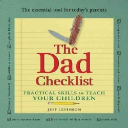 The Dad Checklist: Practical Skills to Teach Your Children (Hardcover)