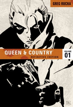 Queen & Country: Definitive Edition (Paperback)