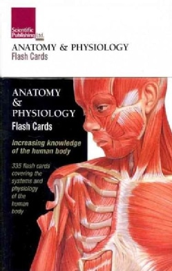 Anatomy & Physiology Flash Cards: Increasing Knowledge of the Human Body (Cards)