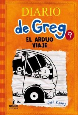 Diario de Greg 9: El arduo viaje (Hardcover)