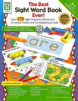 The Best Sight Word Book Ever!: Learn 170 High-frequency Words and Increase Fluency and Comprehension Skills (Paperback)