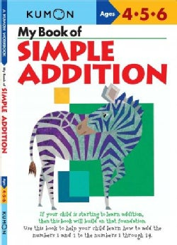 My Book Of Simple Addition (Paperback)
