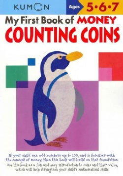 My First Book of Money: Counting Coins (Paperback)