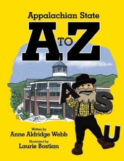 Appalachian State A to Z (Hardcover)