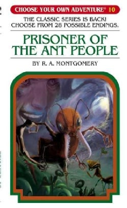 Prisoner of the Ant People (Paperback)