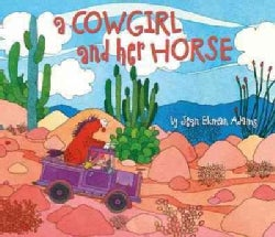A Cowgirl and Her Horse (Hardcover)