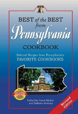 Best of the Best from Pennsylvania CookBook: Selected Recipes from Pennsylvania's Favorite Cookbooks (Spiral bound)
