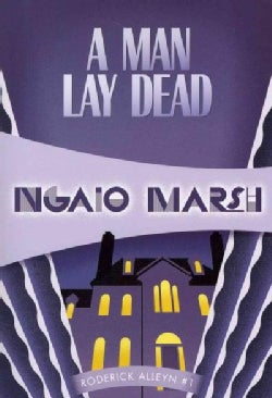 A Man Lay Dead (Paperback)
