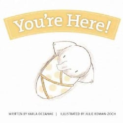 You're Here! (Board book)