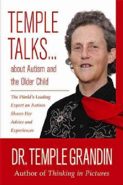 Temple Talks About Autism and the Older Child (Paperback)