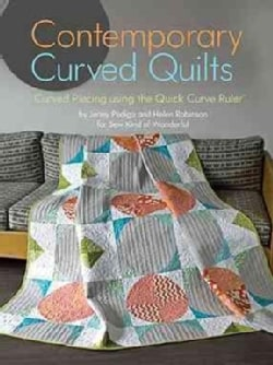 Contemporary Curved Quilts (Paperback)