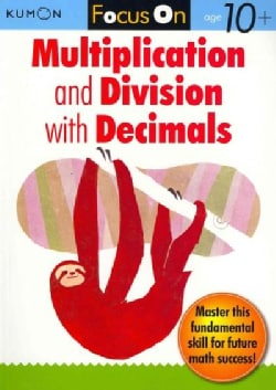 Multiplication and Division with Decimals (Paperback)