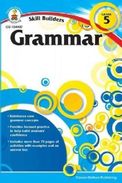 Grammar, Grade 5 (Paperback)