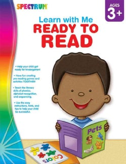 Learn With Me: Ready to Read (Paperback)