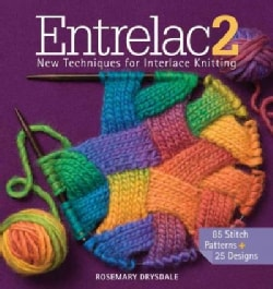 Entrelac 2: New Techniques for Interlace Knitting (Hardcover)