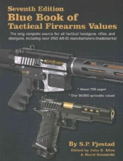 Blue Book of Tactical Firearms Values (Paperback)