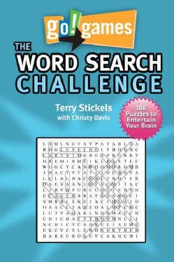 The Word Search Challenge (Paperback)