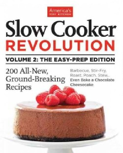Slow Cooker Revolution (Paperback)